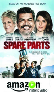 spare parts movie from amazon video