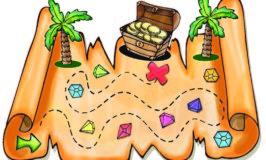 Treasure Hunt Birthday Party