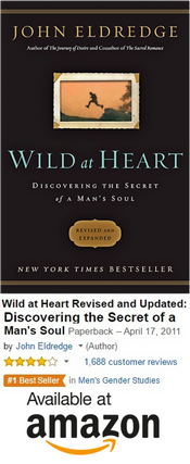 wild at heart, a book from Amazon