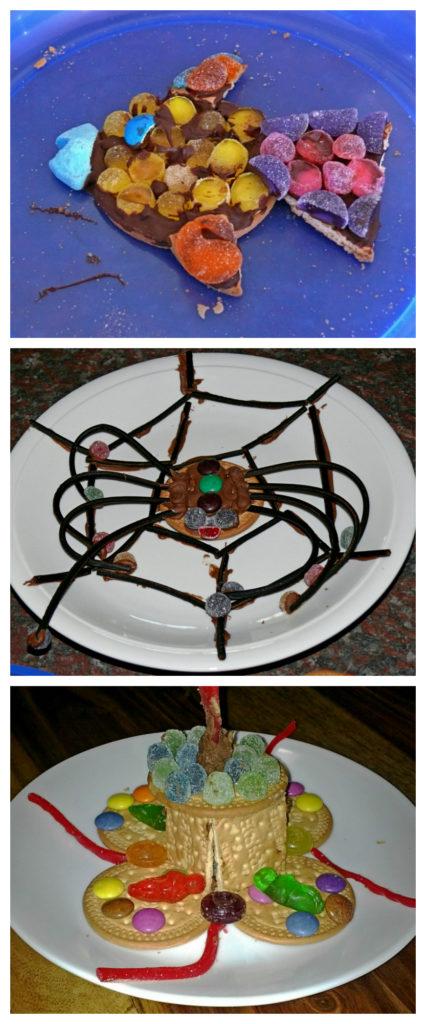 kids food art bak en brou