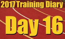 2017 Training Diary: Day 16 – 400m Interval Workout