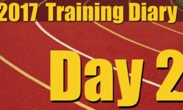 2017 Training Diary: Day 2 – 400m Interval Workout