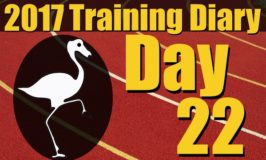 2017 Training Diary: Day 22 – Body-Pose Strength Training and 400s