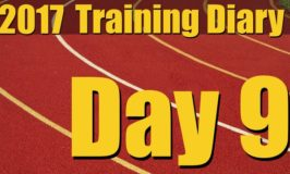 2017 Training Diary: Day 9 – 400m Interval Workout
