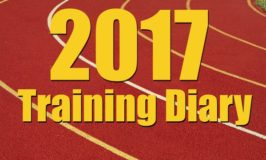 2017 Training Diary: The Plan
