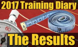 2017 Training Diary Results