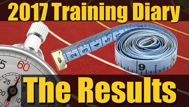 training diary RESULTS