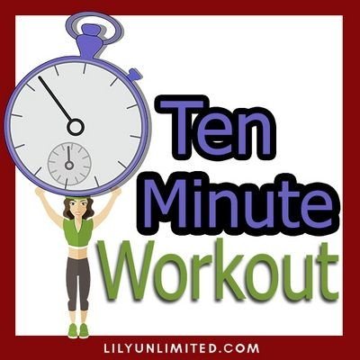A Simple Workout When I'm Short On Time