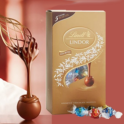 lindt chocolate truffles