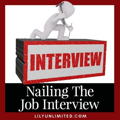 Nail That Job Interview!